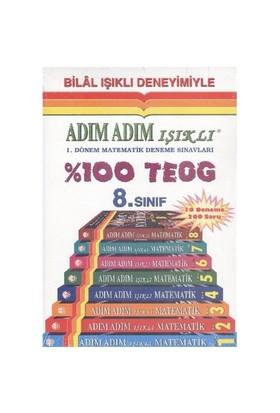 Işıklı Adım Adım 8. Sınıf 1.Dönem Matematik Deneme Sınavları 100 Teog