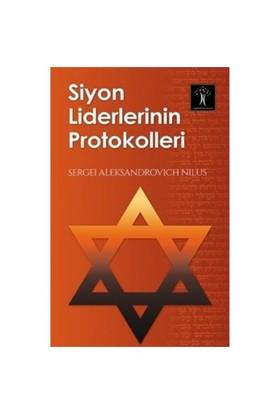 Siyon Liderlerinin Protokolleri-Sergei Aleksandrovich Nilus