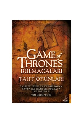 Game Of Thrones Bulmacaları - Tim Dedopulos