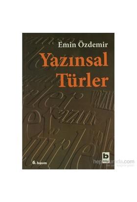 Yazınsal Türler-Emin Özdemir