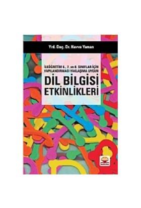 İlköğretim 6., 7. ve 8. Sınıflar İçin Yapılandırmacı Yaklaşıma Uygun Dil Bilgisi Etkinlikleri