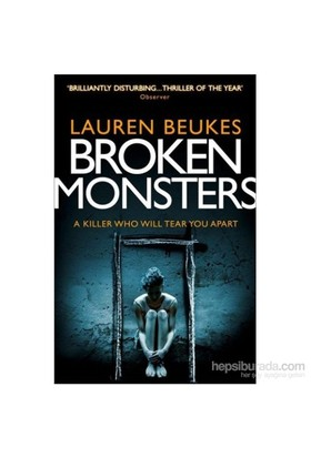 Broken Monsters-Lauren Beukes