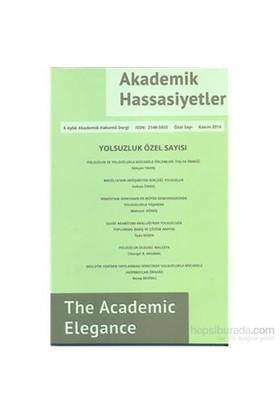 Akademik Hassasiyetler Sayı Kasım 2014