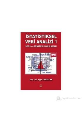 İstatistiksel Veri Analizi 1-Ayşe Oğuzlar