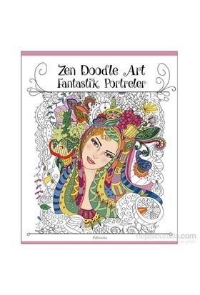 Zan Doodle Art Fantastik Portreler