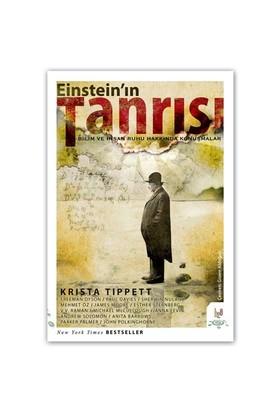 Einstein'In Tanrısı - (Bilim Ve İnsan Ruhu Hakkında Konuşmalar)-Krista Tippett