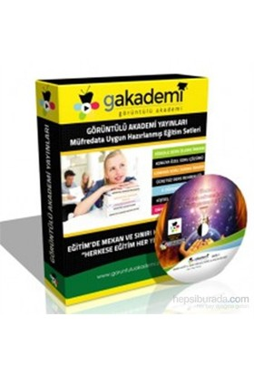 İmam Hatip 5. Sınıf Din Kültürü ve Ahlak Bilgisi Eğitim Seti 4 DVD
