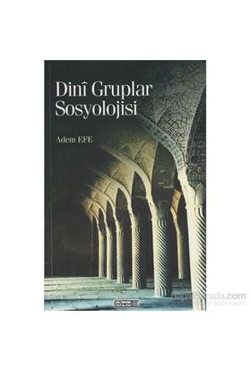 Dini Gruplar Sosyolojisi-Adem Efe