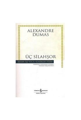 Üç Silahşor / K.kapak - Alexandre Dumas