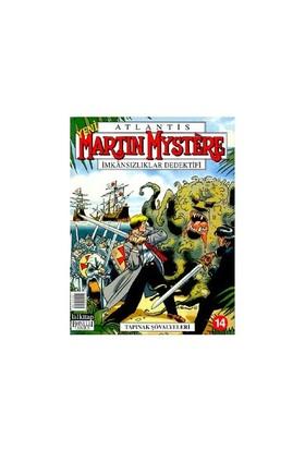Atlantis (Özel Seri) Sayı: 14 İmkansızlıklar Dedektifi Tapınak Şövalyeleri