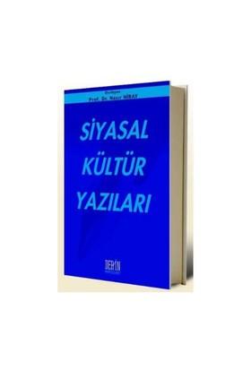 Siyasal Kültür Yazıları-Derleme
