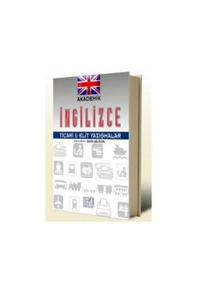 Akademik İngilizce Ticari & Elit Yazışmalar-Tekin Gültekin