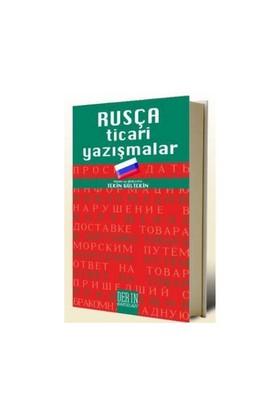Rusça Ticari Yazışmalar-Tekin Gültekin