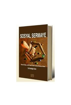 Sosyal Sermaye-Ece Karadoğan Doruk