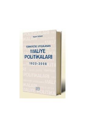 Türkiye'De Uygulanan Maliye Politikaları-Nazan Susam