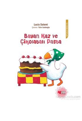 Bayan Kaz Ve Çikolatalı Pasta-Lucia Salemi