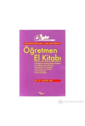 Öğretmen El Kitabı - Nurullah Altaş