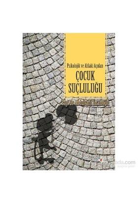 Psikolojik Ve Ahlaki Açıdan Çocuk Suçluluğu-Abdulvahit İmamoğlu
