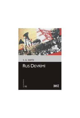 Rus Devrimi-Stephen A. Smith