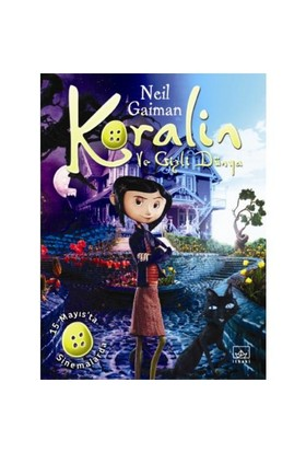 Koralin Ve Gizli Dünya - Neil Gaiman