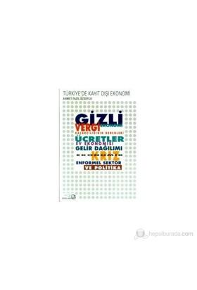 Türkiye'De Kayıt Dışı Ekonomi-Ahmet Fazıl Özsoylu