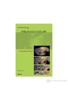 Psikanaliz Yazıları 25-Kolektif