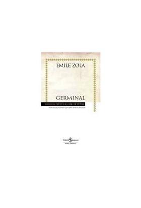 Germinal (Ciltsiz) - Emile Zola