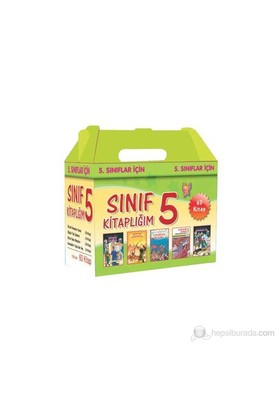 Sınıf Kitaplığım Seti-5 (60 Kitap)