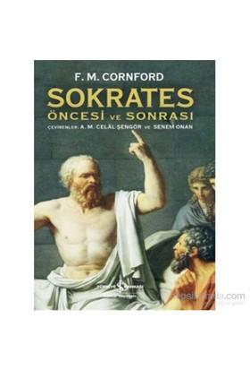 Sokrates Öncesi Ve Sonrası-Francis Macdonald Cornford