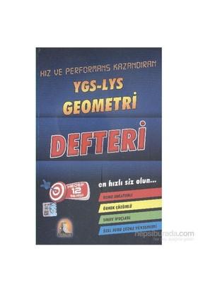 Kapadokya YGS LYS Geometri Defteri