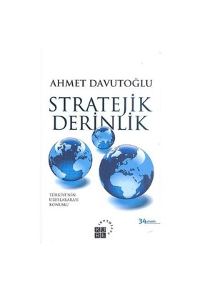 Stratejik Derinlik (Ciltsiz) - Ahmet Davutoğlu