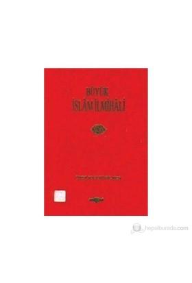 Büyük İslam İlmihali (Büyük Boy-Kırmızı Kapak)