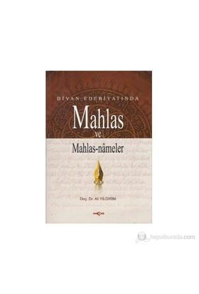 Divan Edebiyatında Mahlas Ve Mahlasnameler-Ali Yıldırım