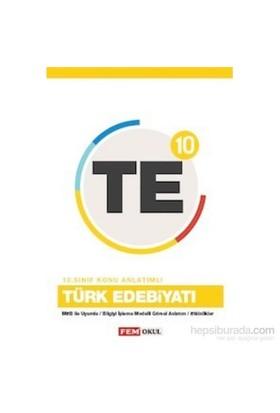 Fem 10. Sınıf Türk Edebiyatı Konu Anlatımlı