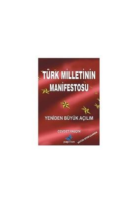 Türk Milletinin Manifestosu-Cevdet Yalçın