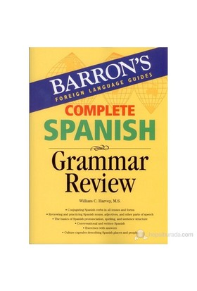 Complete Spanısh-William C. Harvey