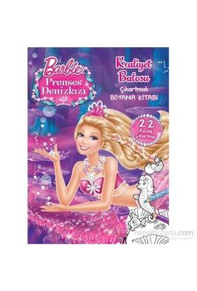 Barbie Prenses Deniz Kızı Kraliyet Balosu çıkartmalı Fiyatı