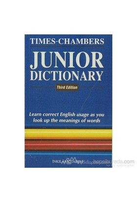 Times-Chambers Junior Dictionary-M. A. Seaton