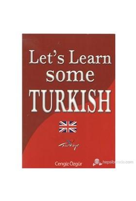 Let S Learn Some Turkish-Cengiz Özgür
