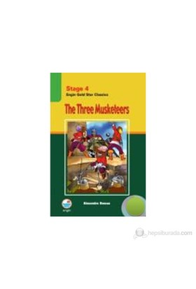 The Three Musketeers (Stage 4) Cd'Siz-Catherine Coussens