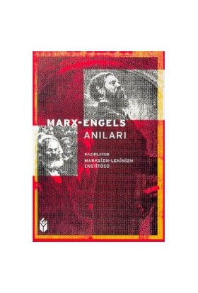 Marx-Engels Anıları-Kolektif