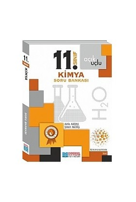 11.Sınıf Kimya Soru Bankası-Şeref Aktaş