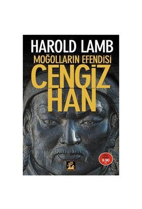Moğollar'ın Efendisi Cengiz Han (Cep Boy) - Harold Lamb