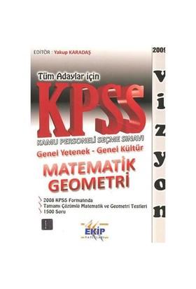 Ekip Kpss Genel Yetenek - Genel Kültür Modüler Set (5 Kitap)