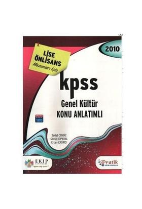 Ekip Kpss Genel Kültür Konu Anlatımlı (Lise-önlisans)