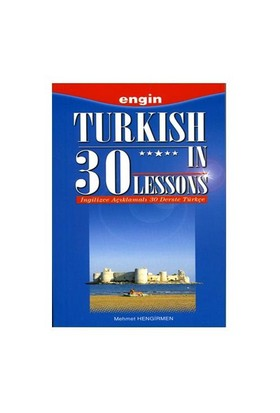 Turkish 30 In Lessons