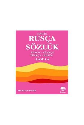 Engin Yayınları Rusça Standart Sözlük