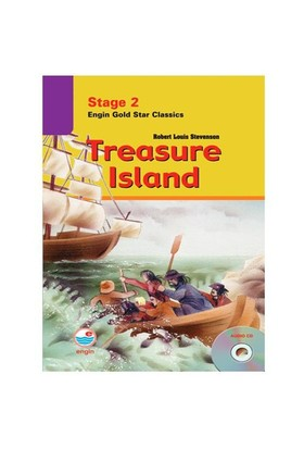 Treasure Island (stage 2) (cd İlaveli) - Robert Louis Stevenson