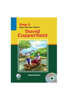 David Copperfield (stage 5) (cd İlaveli) - Charles Dickens