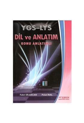 Esen Ygs-Lys Dil Ve Anlatım Konu Anlatımlı - Polat İnal